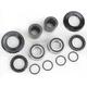 Front Watertight Wheel Collar and Bearing Kit - PWFWC-K07-500