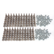 Signature Series Stainless Steel Carbide Studs - SSP-1075-C
