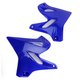YZ Blue Radiator Shrouds - 2402980211