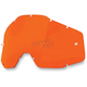 Orange Racecraft/Accuri Replacement Lens - 51001-006-02