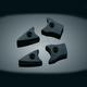 Replacement Mini Dagger Rubber Pads - 7512