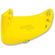 Yellow Optics Shield for Icon Airmada/Airframe Pro Helmets - 0130-0500