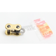 Gold Max-O Series 520 Connecting Link - 520MAXO-CL-G