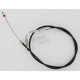 Black Vinyl Throttle Cable - 308-96-DS
