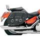 Saddlebags w/Shock Cutaway - 3501-0388