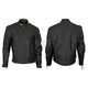 Black Jax Leather Jacket