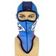 Blue/Orange Turbo Balaclava - 15730.40300