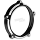 Contrast Cut 7 in. Vintage Headlight Bezel - 0207-2021VIN-BM