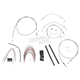 Braided Stainless Steel Cable/Line Kit w/ABS - B30-1095