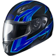 Blue/Black CL-Max 2 Ridge Helmet