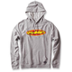 Heather Gray Don Pullover Hoody