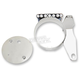 Chrome Speedometer Relocation Bracket - 2210-0358