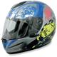 Blue Stunt FX-95 Helmet