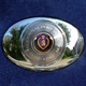 ACM 1.8 Inch  Air Cleaner Coin Mount With Engraveable Purple Heart 2-Sided Coin - JMPC-ACM-PURPLEH