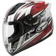 White/Red GM69S Platinum Series Crusader 2