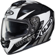 Black/White/Gray RPHA ST MC-5 Rugal Helmet