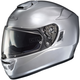 Metallic Silver RPHA ST Helmet