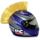 Yellow Helmet Mohawk - PCHMYELLOW
