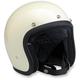 Vintage White Bonanza Helmet