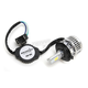 H4 LED Replacement Headlight Bulb - LED-100