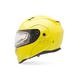 High Vis Yellow Revolver EVO Snow Helmet w/Electric Shield