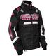 Women's Black/Hot Pink Realtree Bolt G3 Jacket