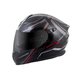 Black/Red EXO-GT920 Satellite Modular Helmet