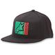 Black Longo Hat