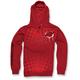 Red Daredevil Zip Hoody