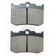 Organic Kevlar® Brake Pads for Custom Calipers - 1720-0209
