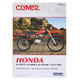 Honda Repair Manual - M312-14