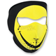 Smiley Face Full Face Mask - WNFM071
