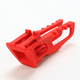 Red Chain Guide/Block - HO04662-070