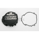 Factory Racing Ignition Cover-Black - SC-41B
