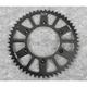 Black Anodized Rear Works Triplestar Aluminum Sprocket - 5-355953BK