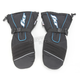 Womens Cyan Fuel Mitts