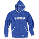 Blue Yamaha Racing Zip-Up Hoody