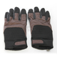 Chocolate/Black Bantam Gloves