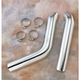 Heat Shields for 80 in. Evolution - DS-203083