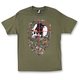 Mens Olive Sight T-Shirt