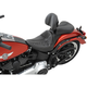 SaddleHyde GC-Style Dominator Solo Seat w/ Backrest Option - 806-120-042