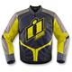 Hi-Viz Yellow Overlord 2 Jacket