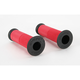 Red Superbike Grips - D091RDO