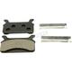Sintered Metal Brake Pads - 1201-0001