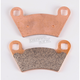 Long-life Sintered R-Series Brake Pads - FA354R