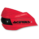 Red Replacement Plastic for X-Factor Handguards - 2393580004
