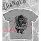SOA Flocked Gear T-Shirt