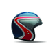 Blue/Red Airtrix Hertiage Custom 500 SE Helmet