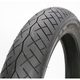 Front BT45H 100/80H-18 Blackwall Tire - 066133