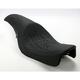 Predator Solo Seats w/Stitch Flame Design - 0803-0287